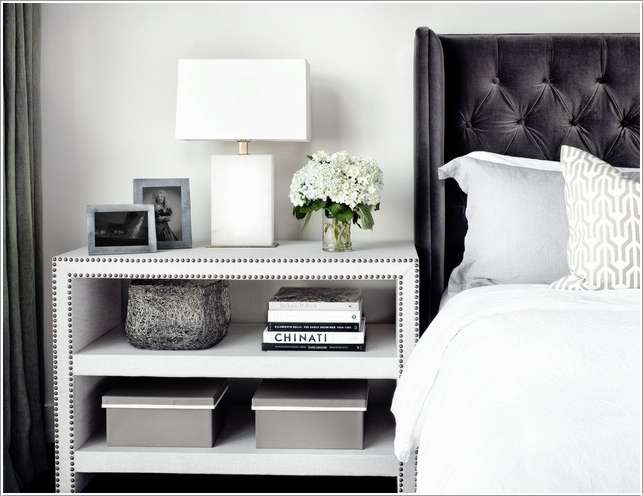 5 A Nightstand Bookcase