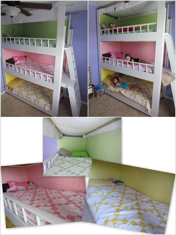 6  15 Space-Saving Bed Designs for Your Kids' Room 623