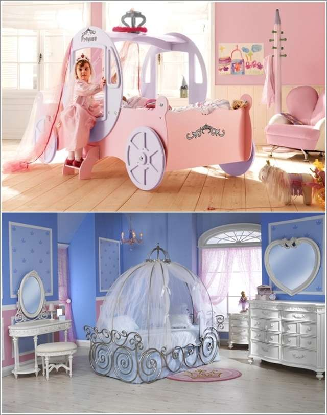 Amazing interior design cute cartoon themed beds that your kids