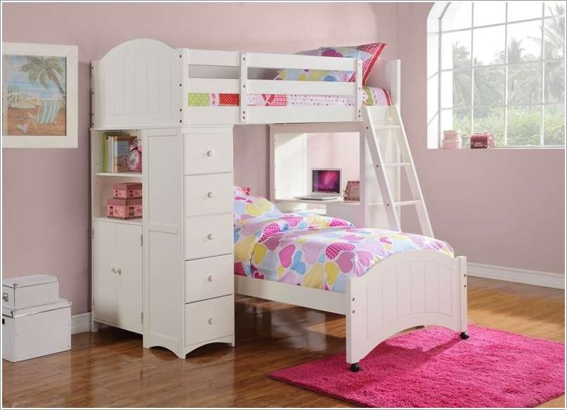 8  15 Space-Saving Bed Designs for Your Kids' Room 823