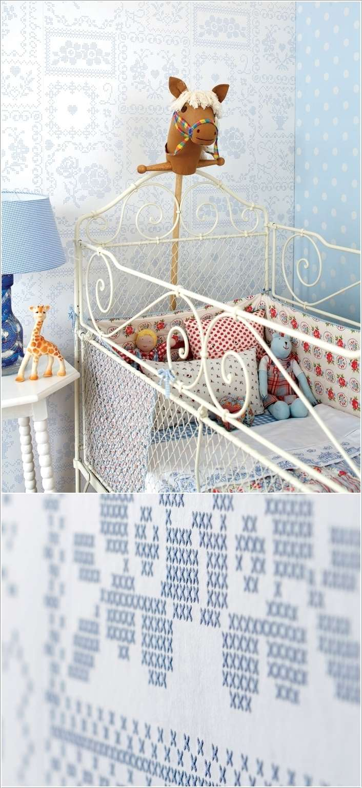 8  15 Cool Home Decor Ideas with Cross Stitch 828