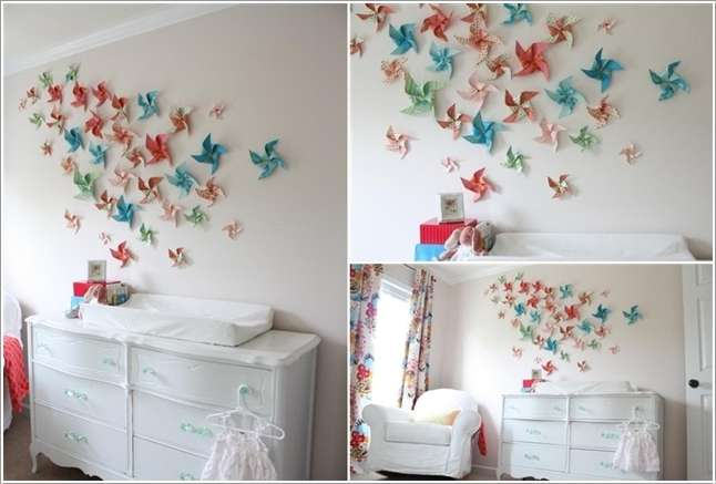 9  15 Adorable Ideas to Decorate Baby Nursery Walls 918