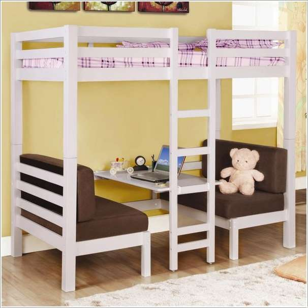 9  15 Space-Saving Bed Designs for Your Kids' Room 923