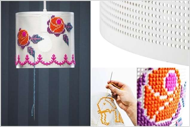 9  15 Cool Home Decor Ideas with Cross Stitch 928