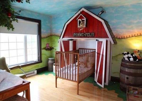 Farm Kid Room