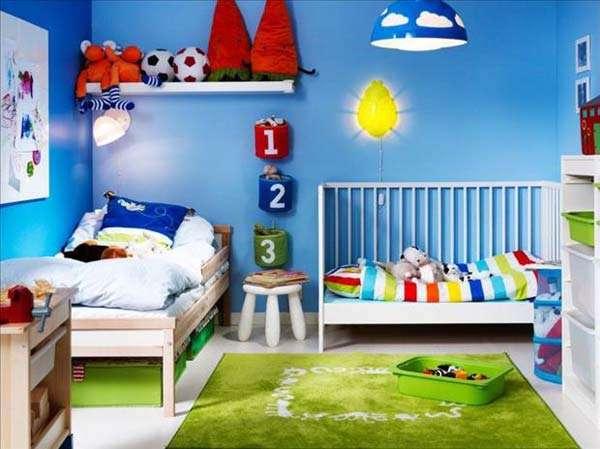 Fresh Kid Room