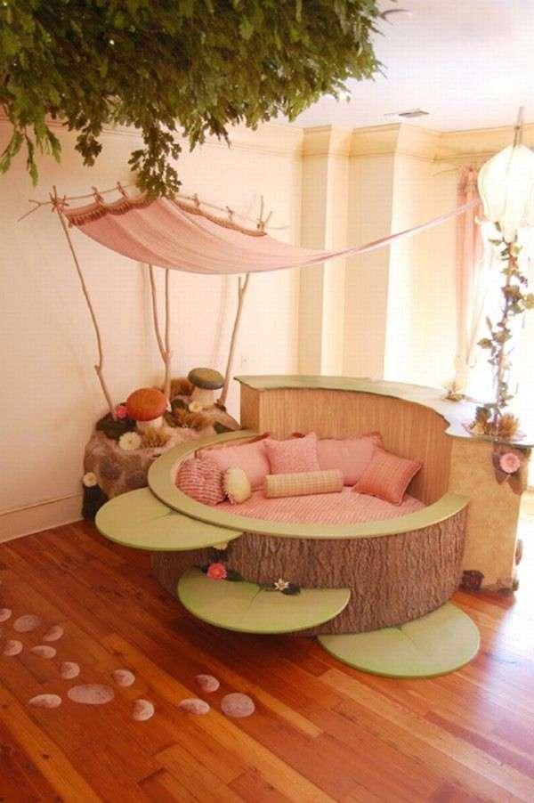 Princess Kid Room