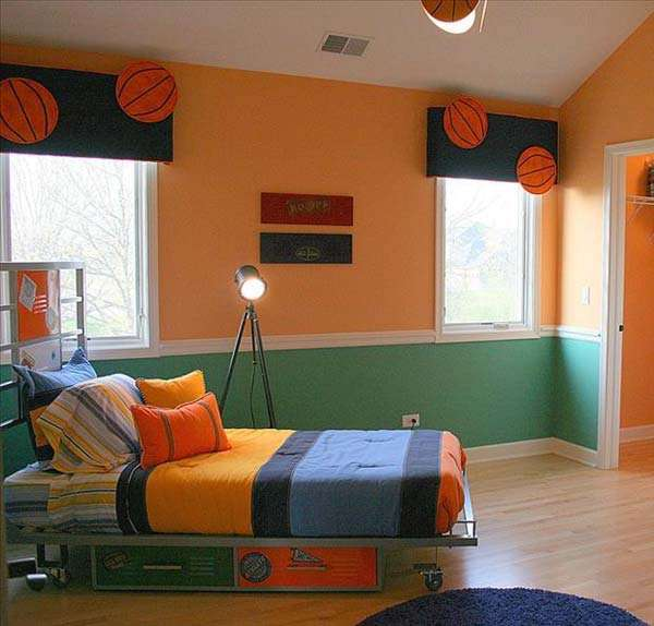 SPort Kid Room