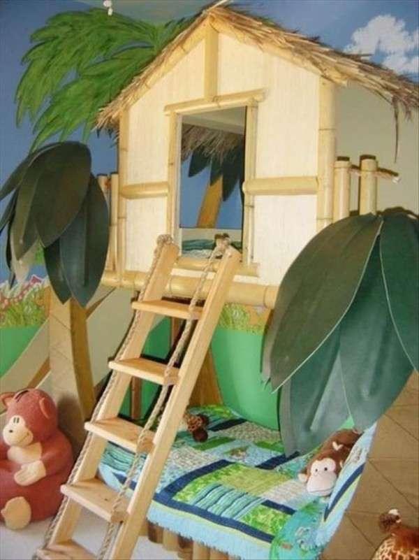 Tree House Kid Room