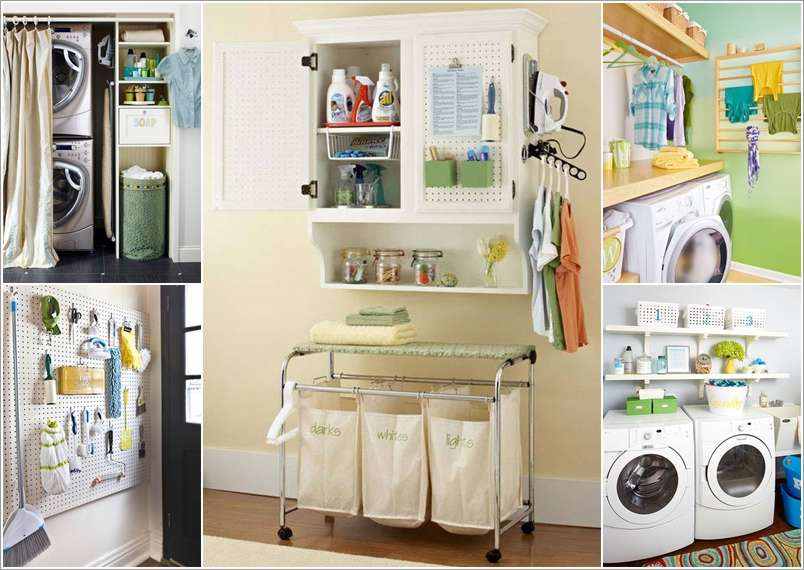 If You Have A Small Laundry Room And Sometimes Laundry Time Becomes