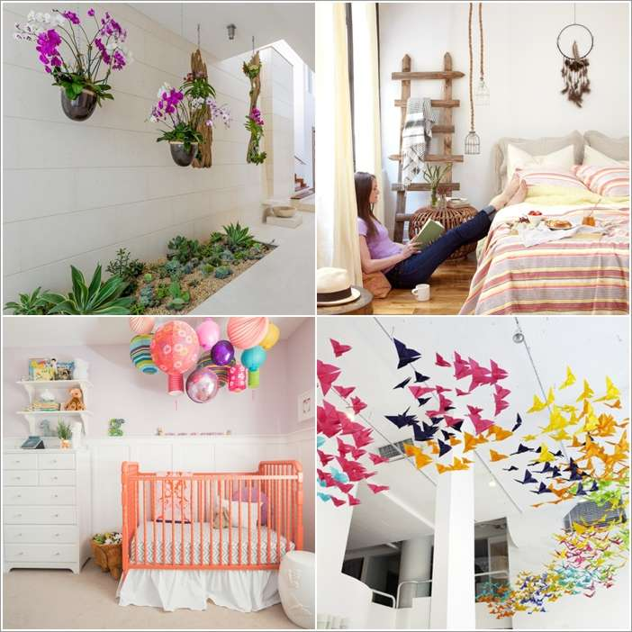 Diy Hanging Projects For Decor 20