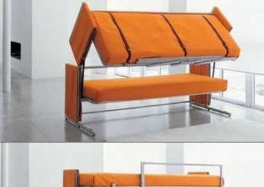 bench-turned-dining set
