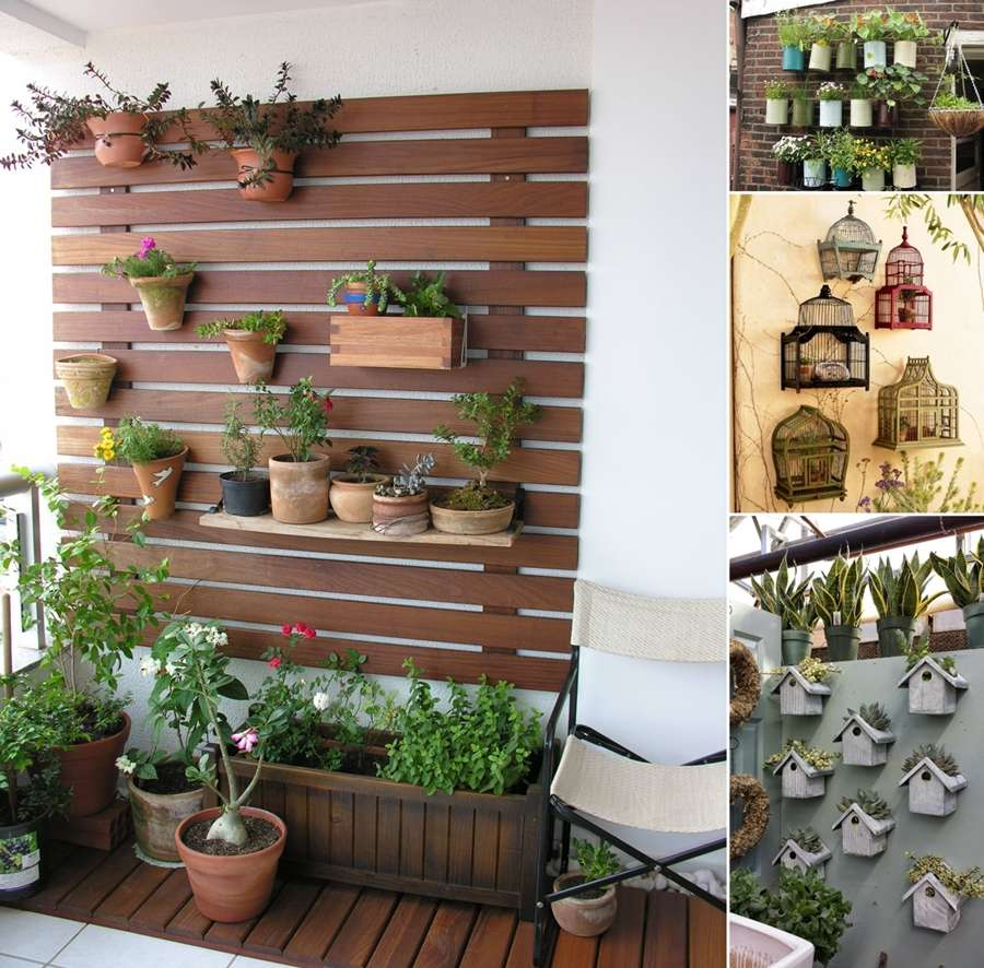 25 Wall Decoration Ideas For Your Home: 10 Awesome Balcony Wall Decor Ideas For Your Home