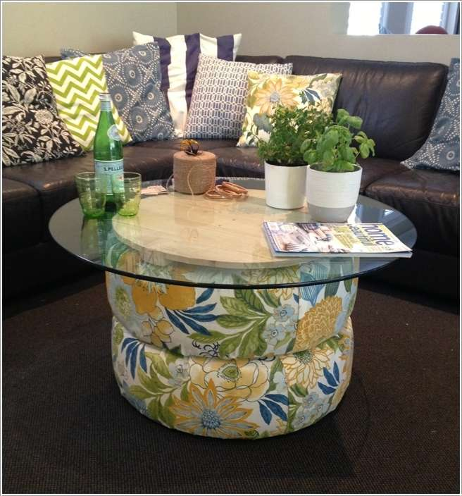 1  15 Awesome DIY Coffee Table Ideas for Your Living Room 110