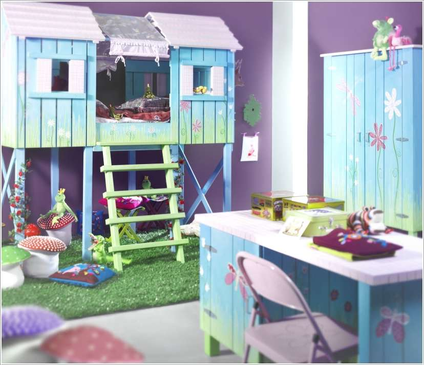 11  15 Cool and Fun Ideas for Your Kids' Room 111