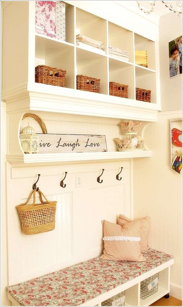 11  15 Amazing DIY Projects for Your Entryway 1114
