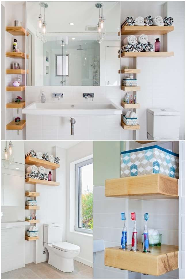 11  15 Fabulous Small Bathroom Makeover Ideas 1123
