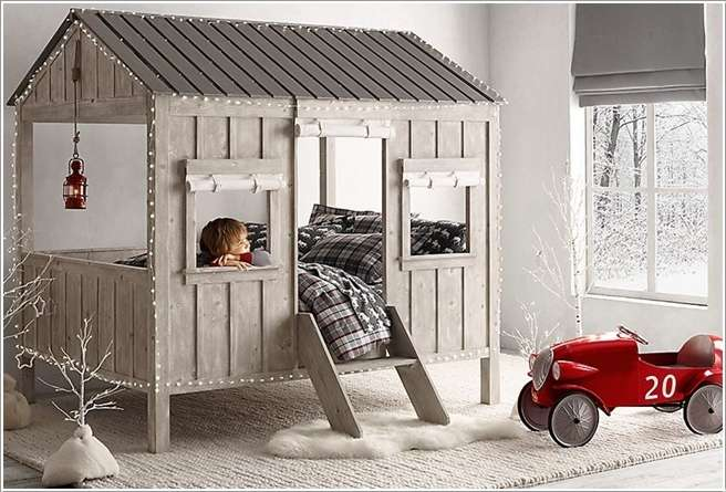 10 Adventurous Kids Bedroom Ideas That Are So Cool