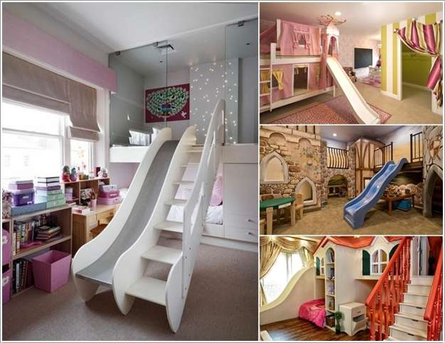 1  15 Cool and Fun Ideas for Your Kids' Room 12