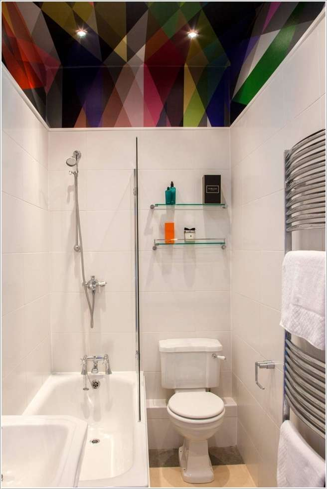 12  15 Fabulous Small Bathroom Makeover Ideas 1222
