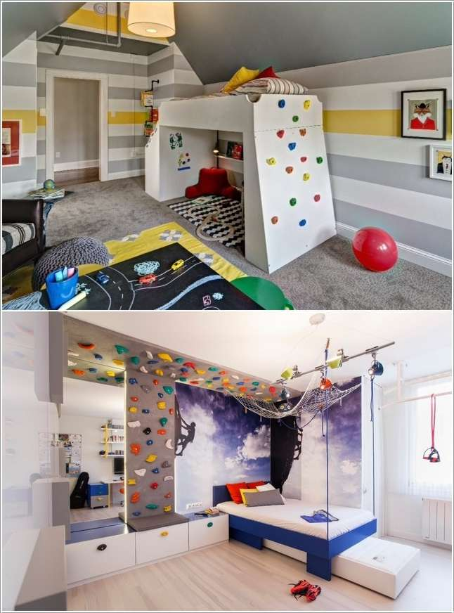 13  15 Cool and Fun Ideas for Your Kids' Room 13
