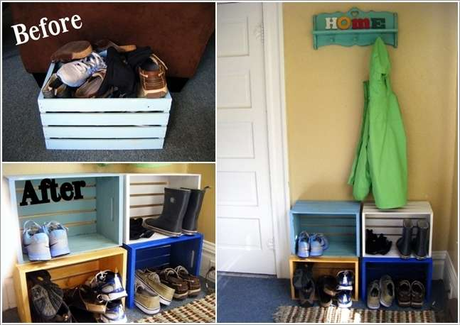 13  15 Amazing DIY Projects for Your Entryway 1312