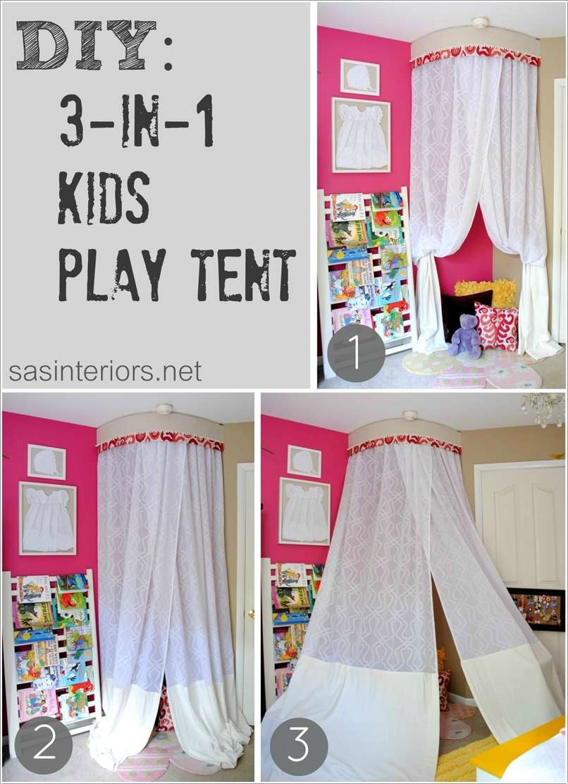 15  15 Cool and Fun Ideas for Your Kids' Room 15
