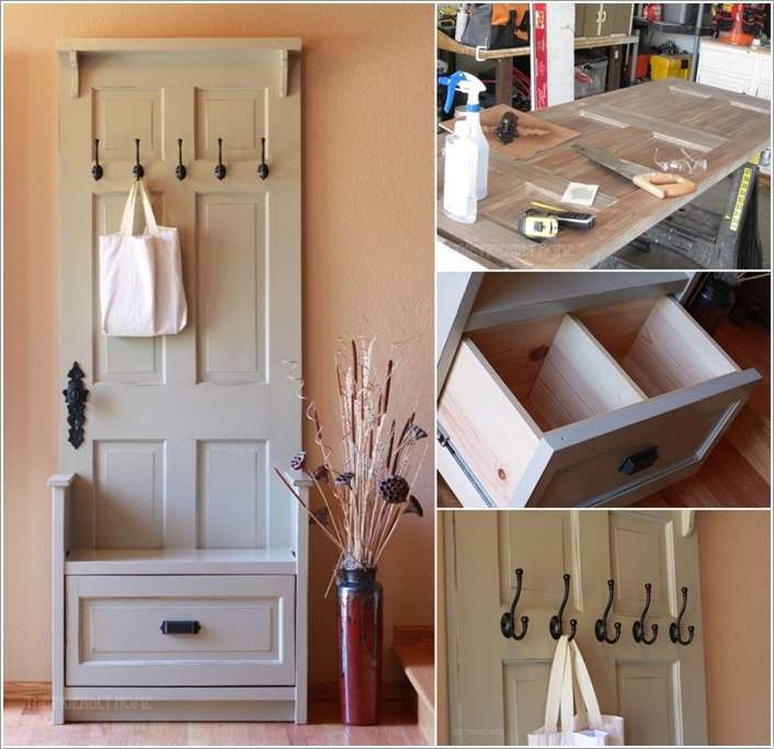 1  15 Amazing DIY Projects for Your Entryway 158