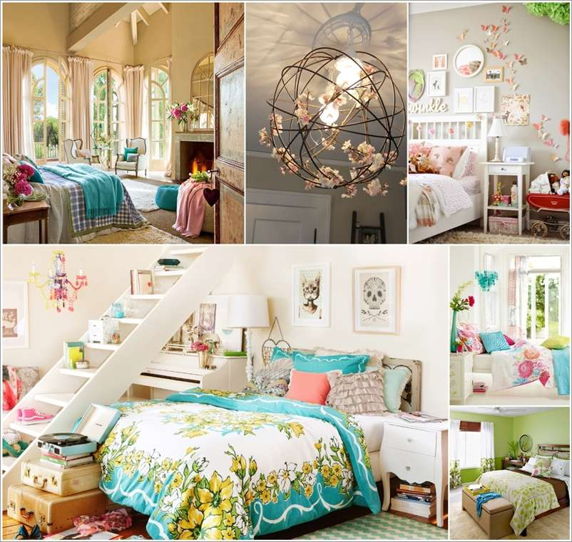 38 amazing ideas to add spring inspiration to your bedroom - Spring Bedroom Ideas