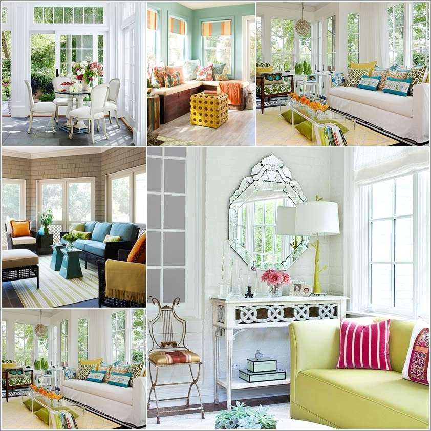 18 Amazing Sunroom Decorating Ideas for Your Home
