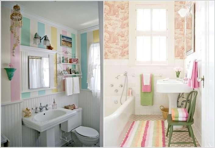 1  15 Fabulous Small Bathroom Makeover Ideas 177