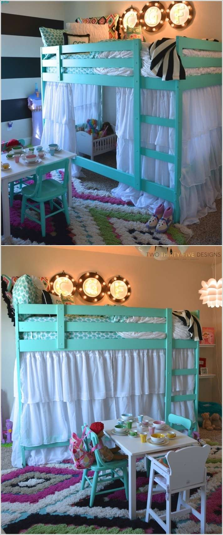 2  15 Cool and Fun Ideas for Your Kids' Room 21