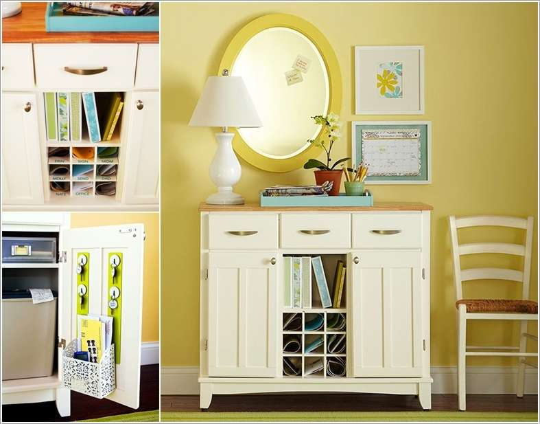 2  15 Amazing DIY Projects for Your Entryway 217