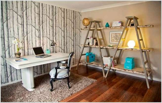 3  10 Awesome Ideas to Organize with Ladders 315