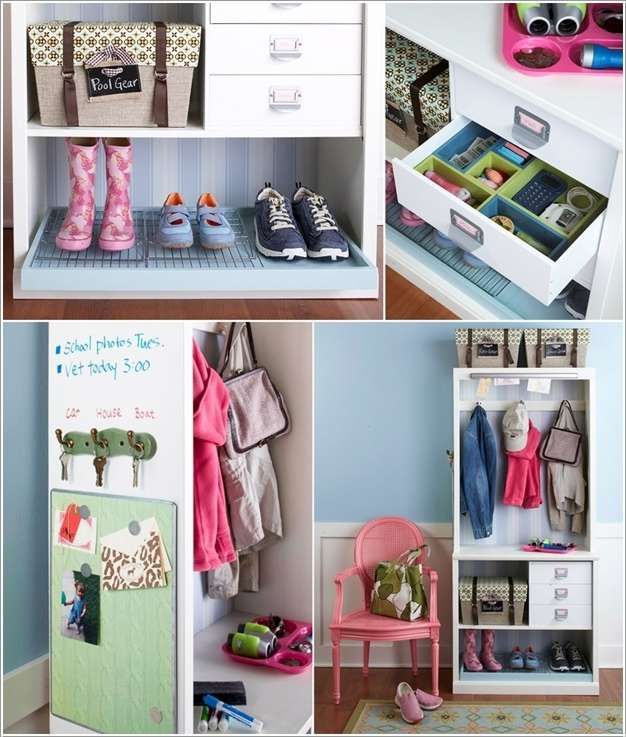 3  15 Amazing DIY Projects for Your Entryway 316