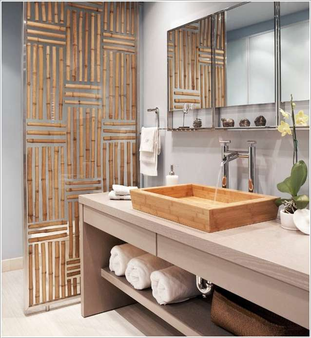 15 Inspiring Design Ideas: 15 Inspiring Ideas To Decorate Your Home With Bamboo