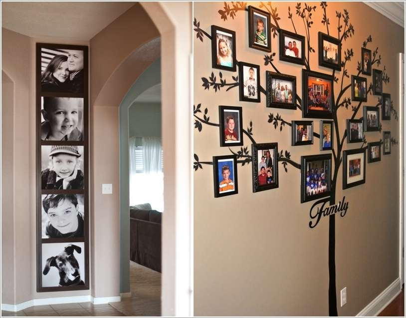 5  15 Amazing Hallway Wall Decor Ideas for Your Home 511