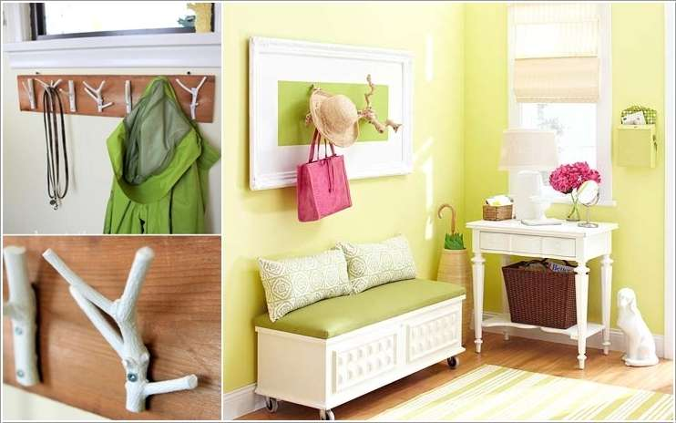 5  15 Amazing DIY Projects for Your Entryway 516