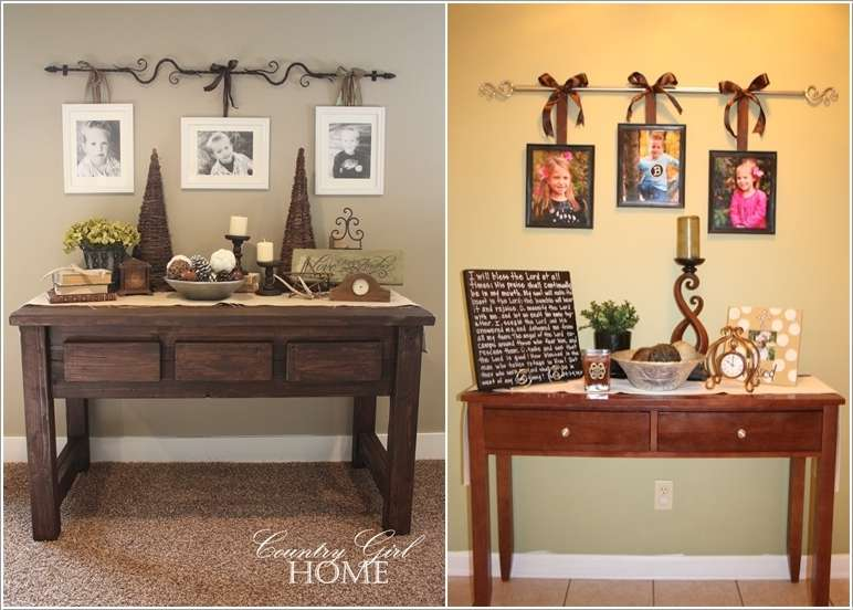 6  10 Amazing Ideas to Decorate Your Home with Frames 6