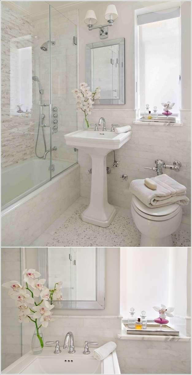 6  15 Fabulous Small Bathroom Makeover Ideas 625