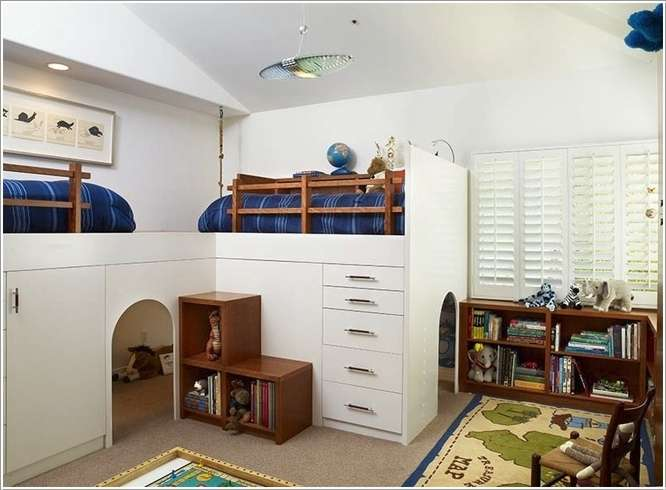 7  15 Cool and Fun Ideas for Your Kids' Room 71