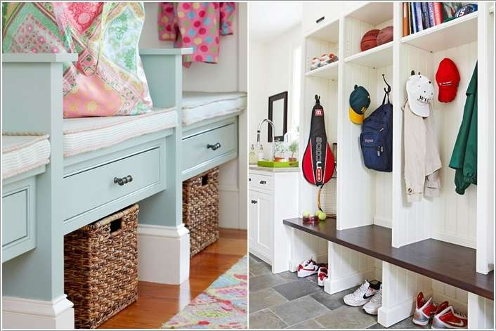 7  15 Amazing DIY Projects for Your Entryway 716