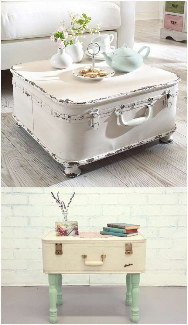 7  15 Awesome DIY Coffee Table Ideas for Your Living Room 73