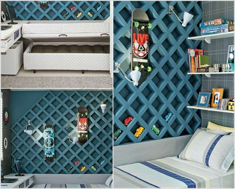 8  15 Cool and Fun Ideas for Your Kids' Room 81