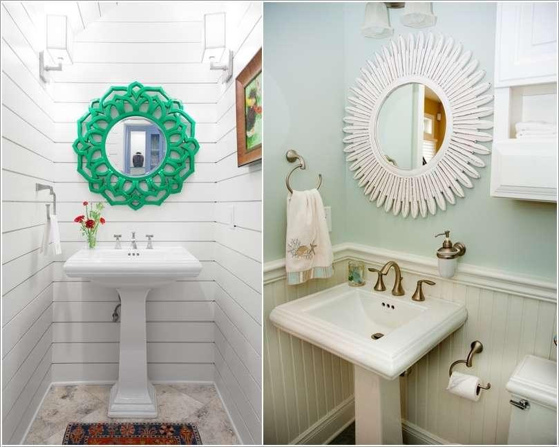9  15 Fabulous Small Bathroom Makeover Ideas 926