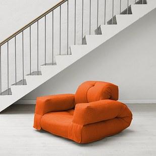 A mattress that can transform into a chair