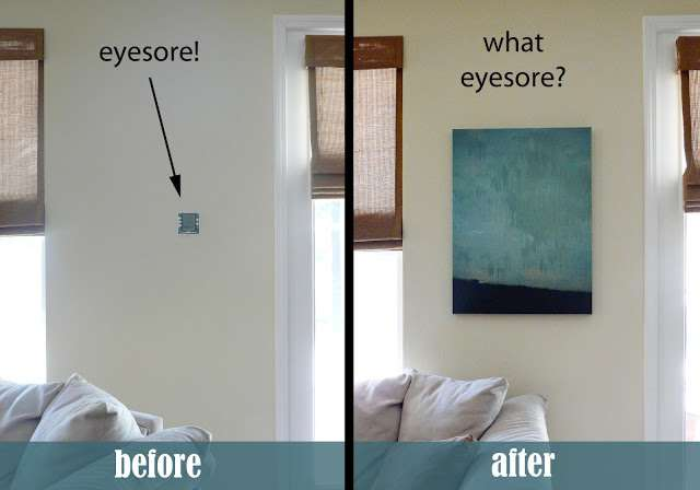 15 Smart Ways To Hide The Eyesores In The Home
