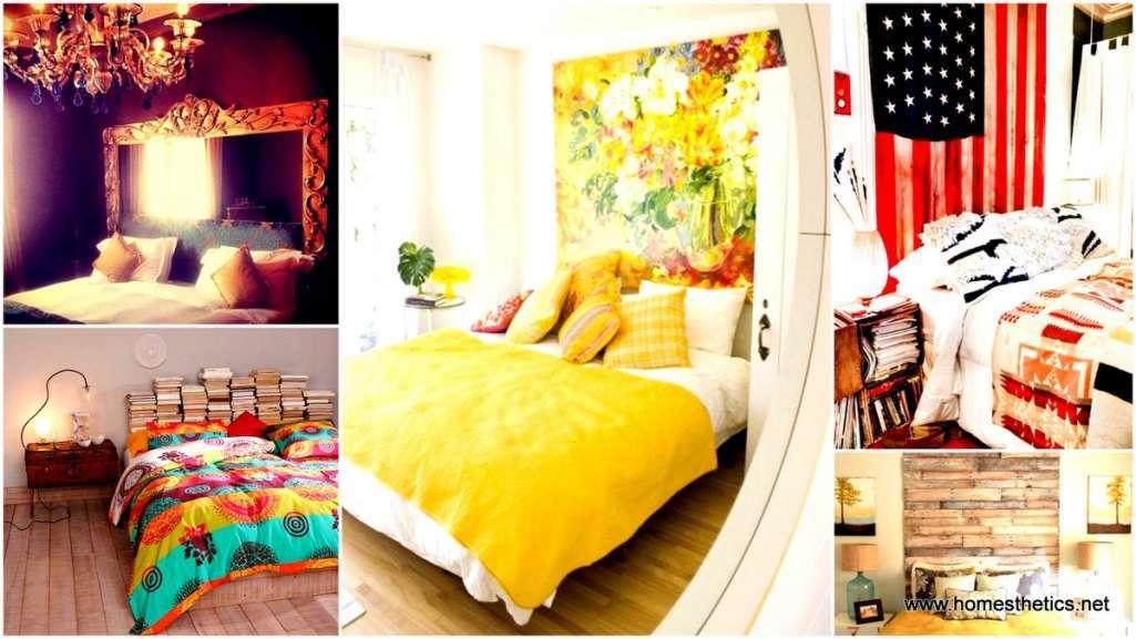 100 Bedroom Decorating Ideas Designs: 15 Ultra Affordable DIY Headboard Ideas