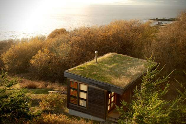 Eagle point tiny house