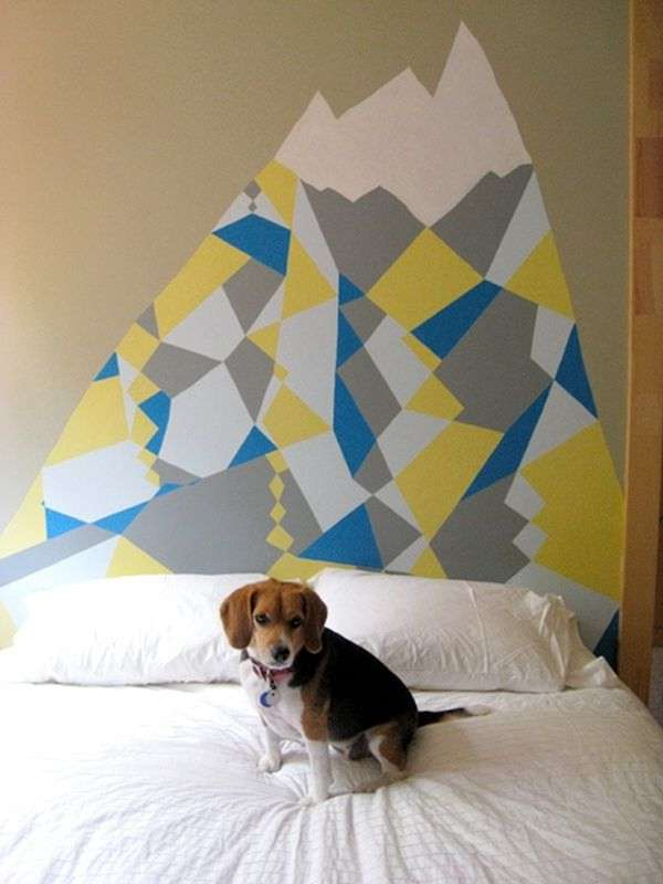 15 Ultra Affordable Diy Headboard Ideas